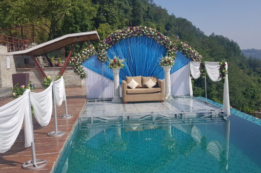 Nepal for Destination Wedding