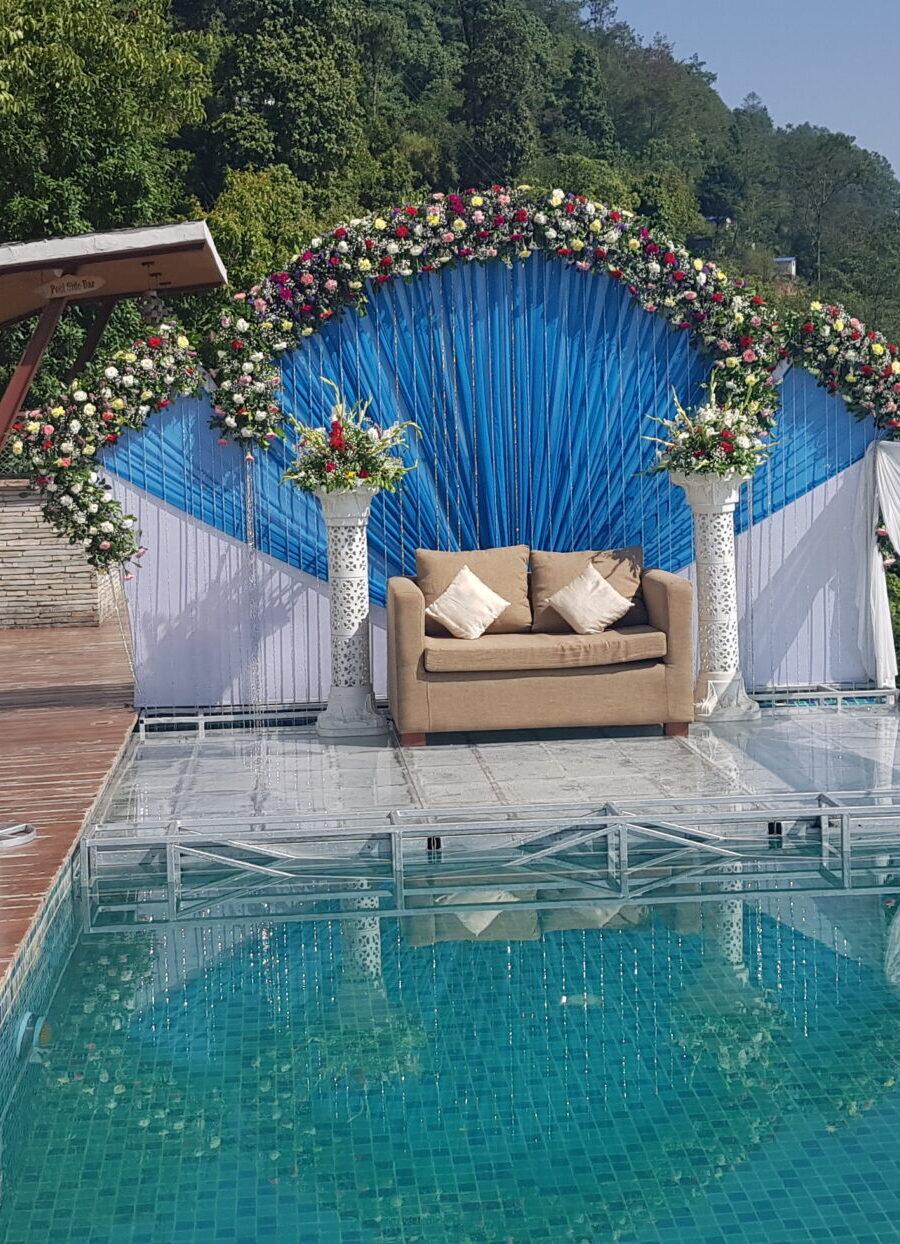 Nepal for Destination Wedding